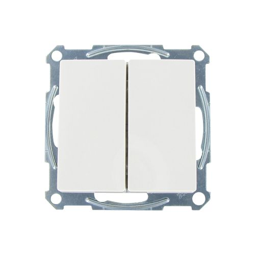 Schneider serieschakelaar system-M wit
