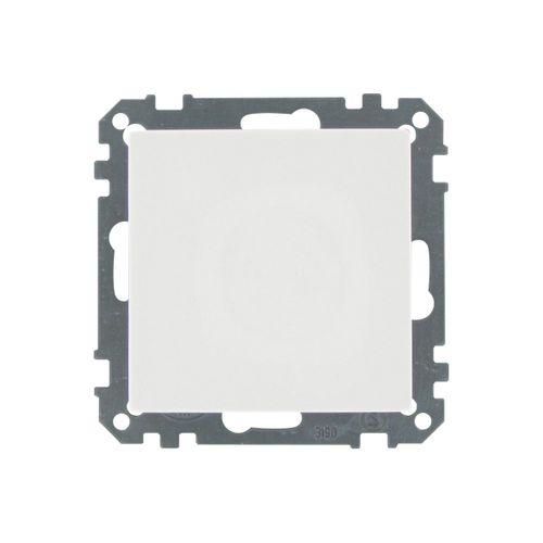 Schneider afdekplaat System-M blind wit