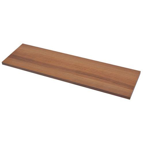 Duraline wandplank '4xSXS2' walnoot 1,8 x 80 x 23,5 cm