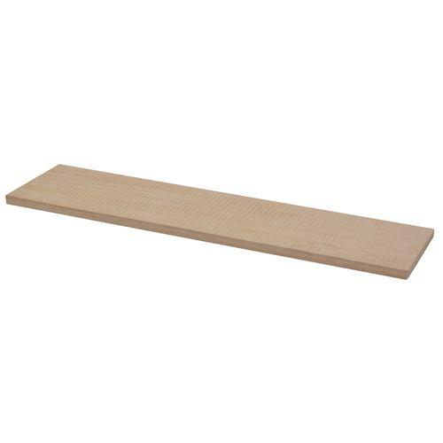 Duraline wandplank '4xSXS2' pawlonia 1,8 x 80 x 23,5 cm
