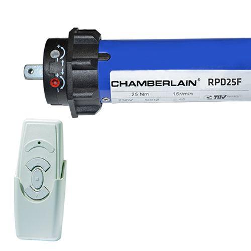 Chamberlain buismotor RPD25F radiografisch 50kg