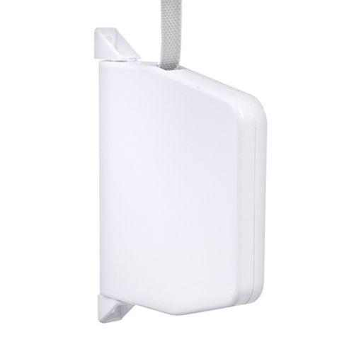 Chamberlain riemwikkelaar Mini wit zwenkbaar