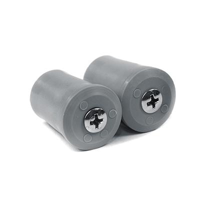 Chamberlain rolluikstopper grijs 2 stuks