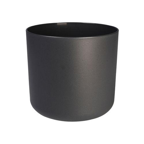Pot Elho 'B. For Soft Round' anthracite 22 cm