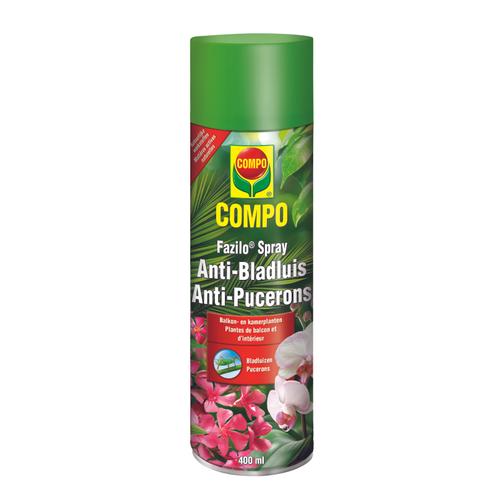 Insecticide prêt à l'emploi Compo 'Fazilo Spray' 400 ml
