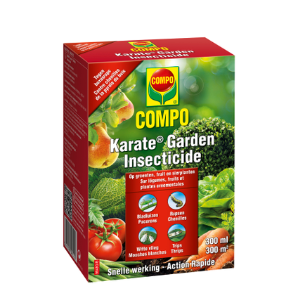 Insecticide Compo 'Karate Garden' 300 ml