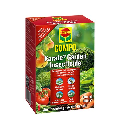 Compo Karate Garden Concentraal 300ml