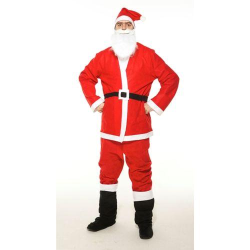 Déguisement Père Noël pour adulte taille unique