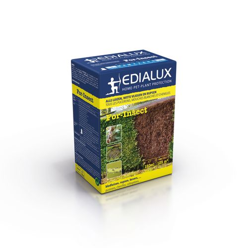 Insecticide conifères et arbustes Edialux 150ml 125m²