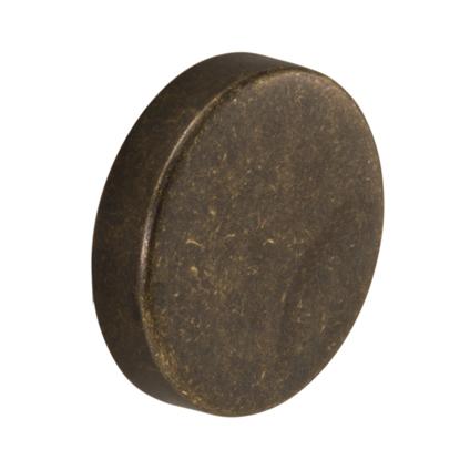 JéWé eindkap voor trapleuning Ø45mm brons 2 stuks