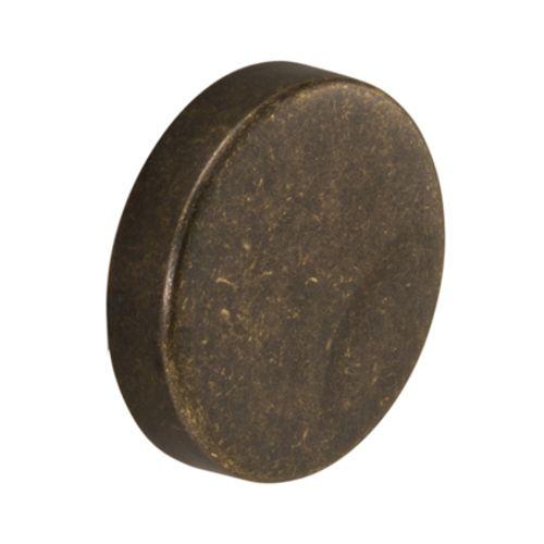 JéWé eindkap voor trapleuning brons Ø 45mm - 2 stuks