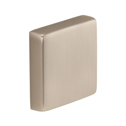 JéWé eindkap voor trapleuning vierkant RVS-look 40 x 40 mm - 2 stuks
