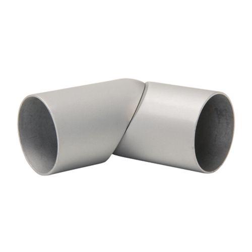Scharnierende koppeling aluminium