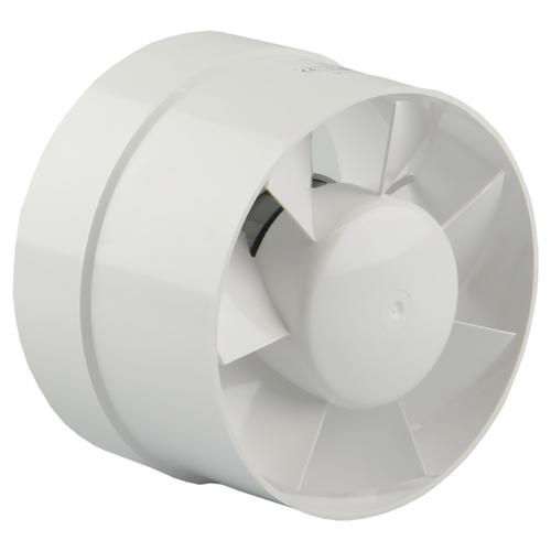 Extracteur tubulaire Renson '7122' blanc