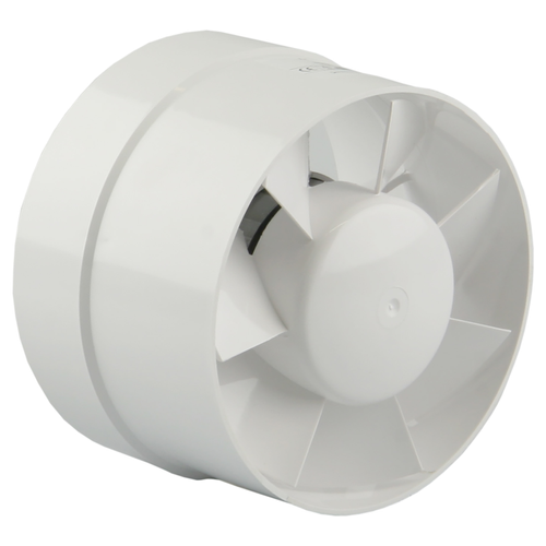 Extracteur tubulaire Renson '7123' blanc