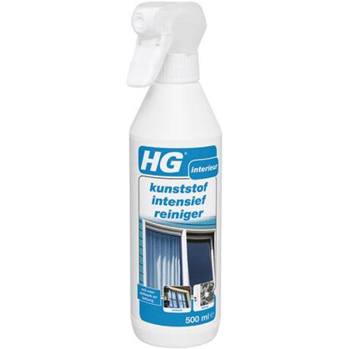 HG kunststof intensief reiniger Interieur 500 ml
