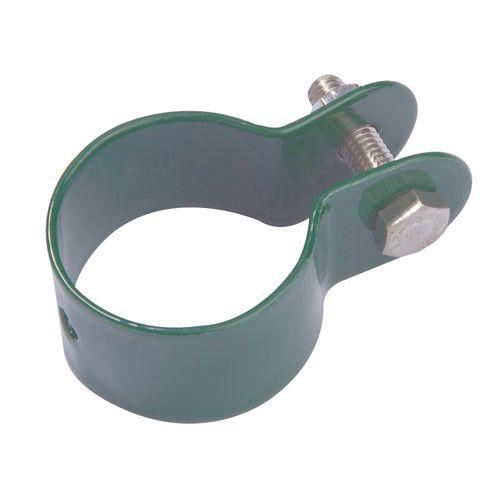 Colliers de fixation vert 48 mm