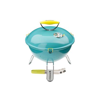 Barbecue Landmann Piccolino Turquoise 34cm
