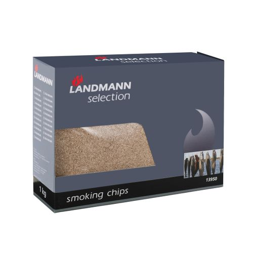 Landmann houtsnippers Selection beuk 1kg