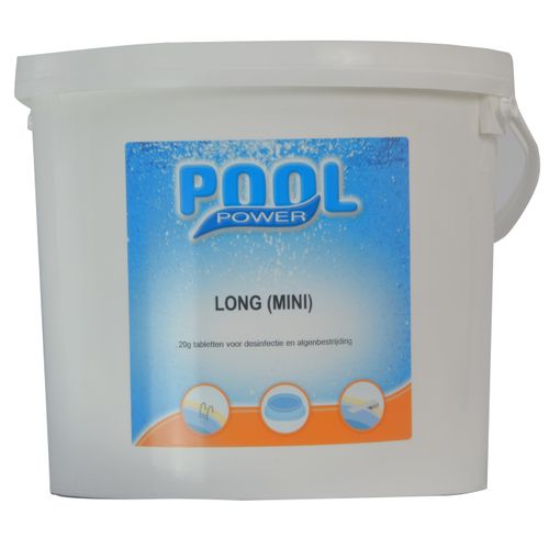 Pool Power mini 20gr 5kg