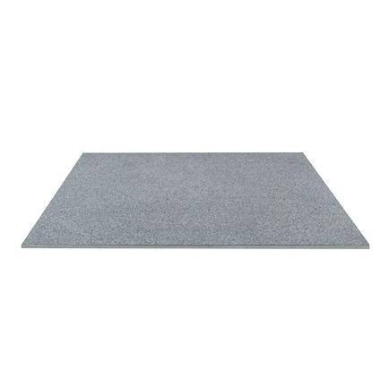 Coeck graniettegel geborsteld grijs 30 x 30 x 2 cm