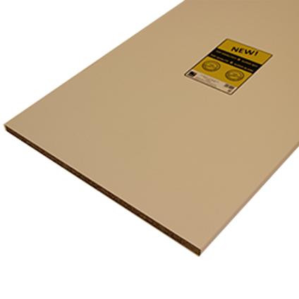 Sencys meubelpaneel 'Super' wit 250x60cm