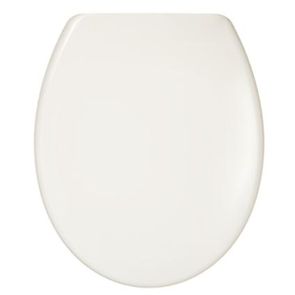 AquaVive WC-bril Toulon wit Duroplast softclose