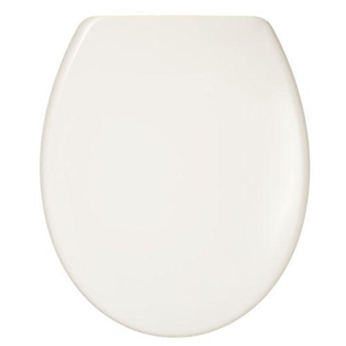 Abattant WC AquaVive Toulon blanc Duroplast softclose