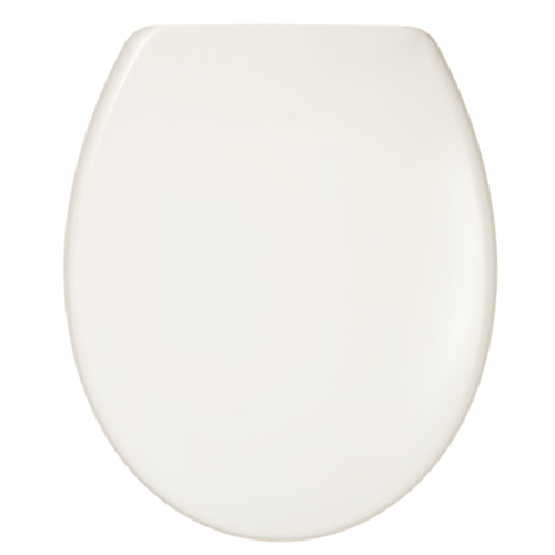 Abattant WC AquaVive Toulon blanc Duroplast softclose