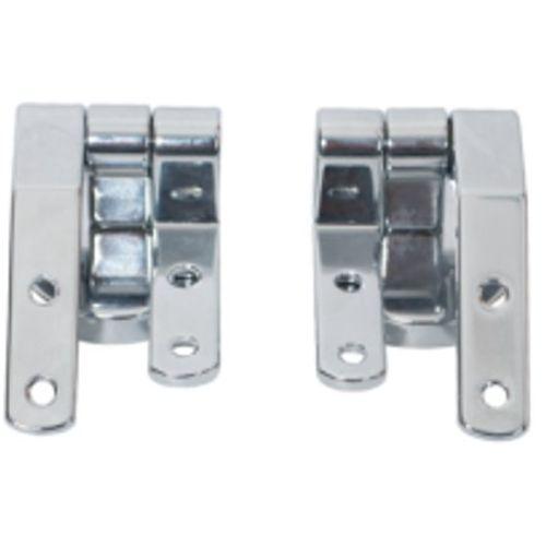 AquaVive WC-bril scharnier aluminium