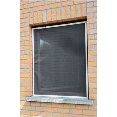 Moustiquaire pour fenêtre 'Louisiana' blanc 1,2 x 1 m