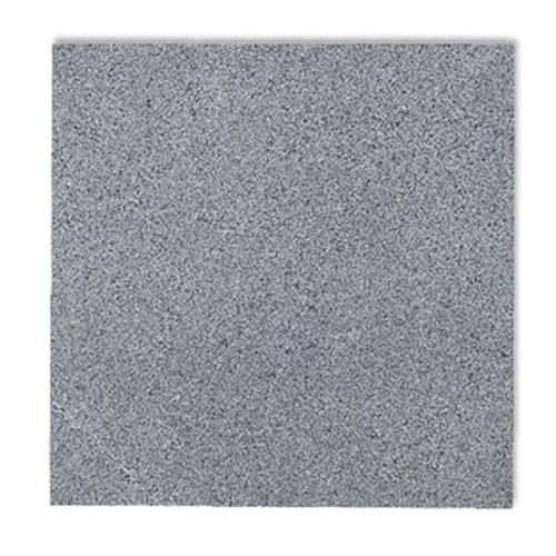 Coeck graniettegel gevlamd en geborsteld grijs 50 x 50 x 2 cm