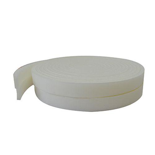 Bas de porte Baseline polyuréthane blanc 10mx0,6cmx1,9cm
