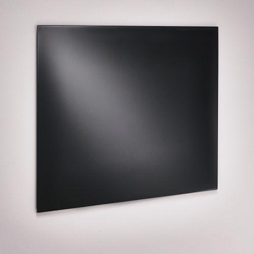Mottez spatscherm keuken 50x60cm metaal zwart