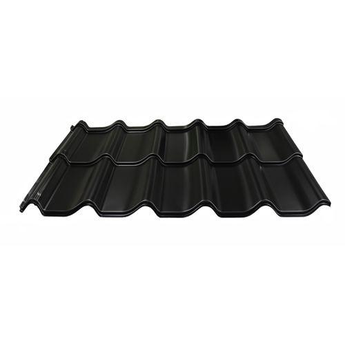 Scala Plastics dakpanplaat zwart 117 x 251 cm
