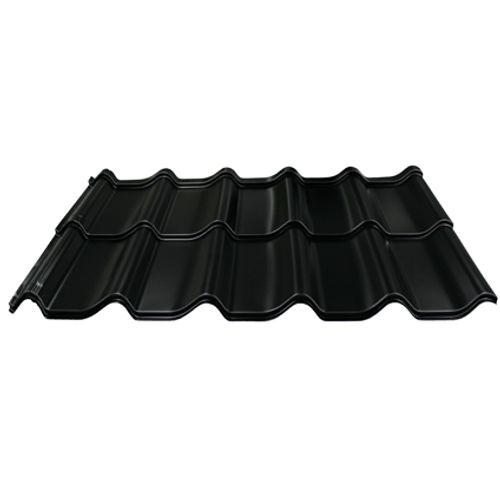 Scala Plastics dakplanplaat zwart 117 x 321 cm