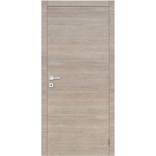 Bloc-porte complet Thys 'S69' chêne gris 73cm