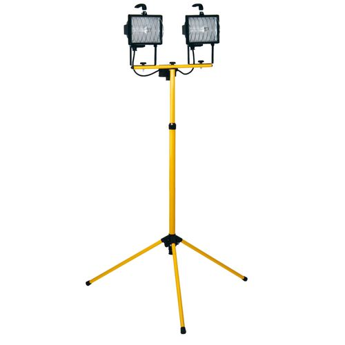 Lampe travail sur statif Profile halogène 2x400W