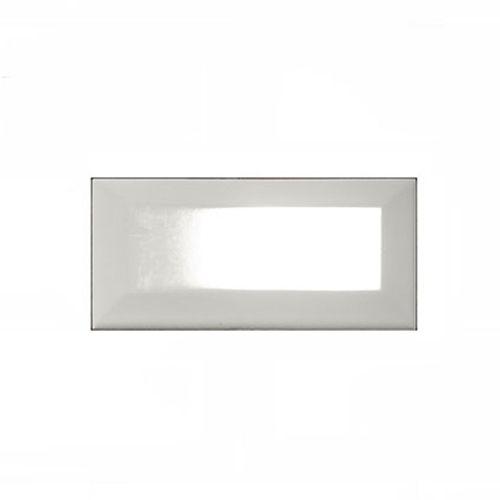 Wandtegel 'Metro' wit 7,5 x 15 cm