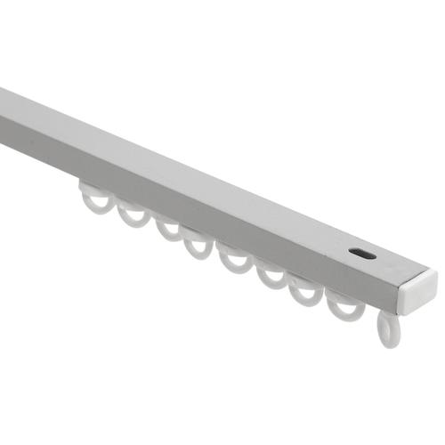 Rail compleet alu 250 cm