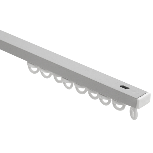 Rail compleet alu 300 cm