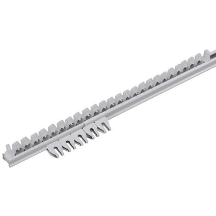 Complete rail 'Plus' wit 200 cm