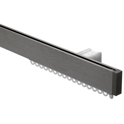 Sencys rail compleet RVS design 200 cm