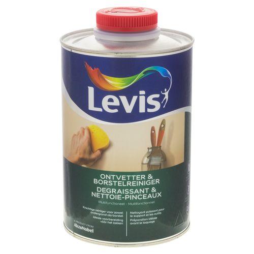 Nettoyant pinceaux Levis 1L