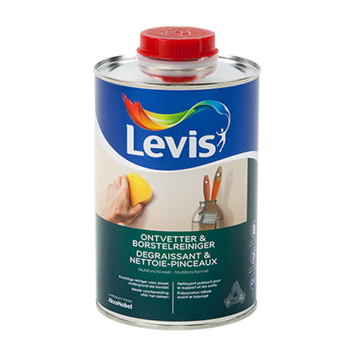 Levis ontvetter borstel 1L