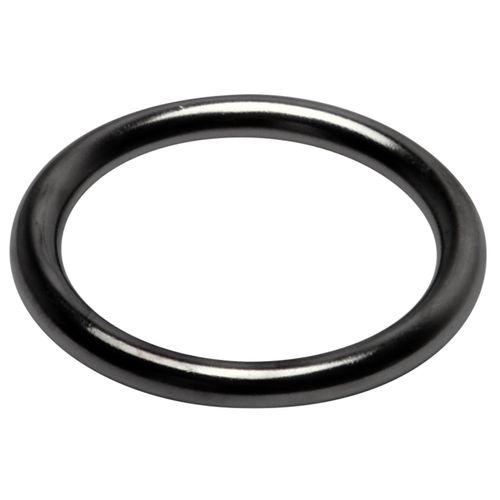 Sencys ringen 'Caferod' zilver - 24 stuks