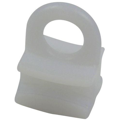 Sencys gordijn glijders AVR6 wit 25 stuks
