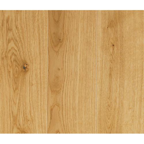 Sencys half-massief parket 'Manoir' naturel geverniste eik 11mm