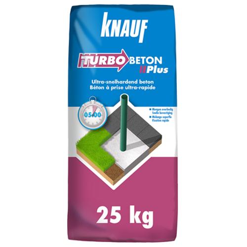 Knauf turbo beton 'plus' 25 kg