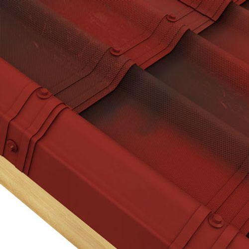 Onduvilla schroeven rood 3,9 x 60 mm (100 st)